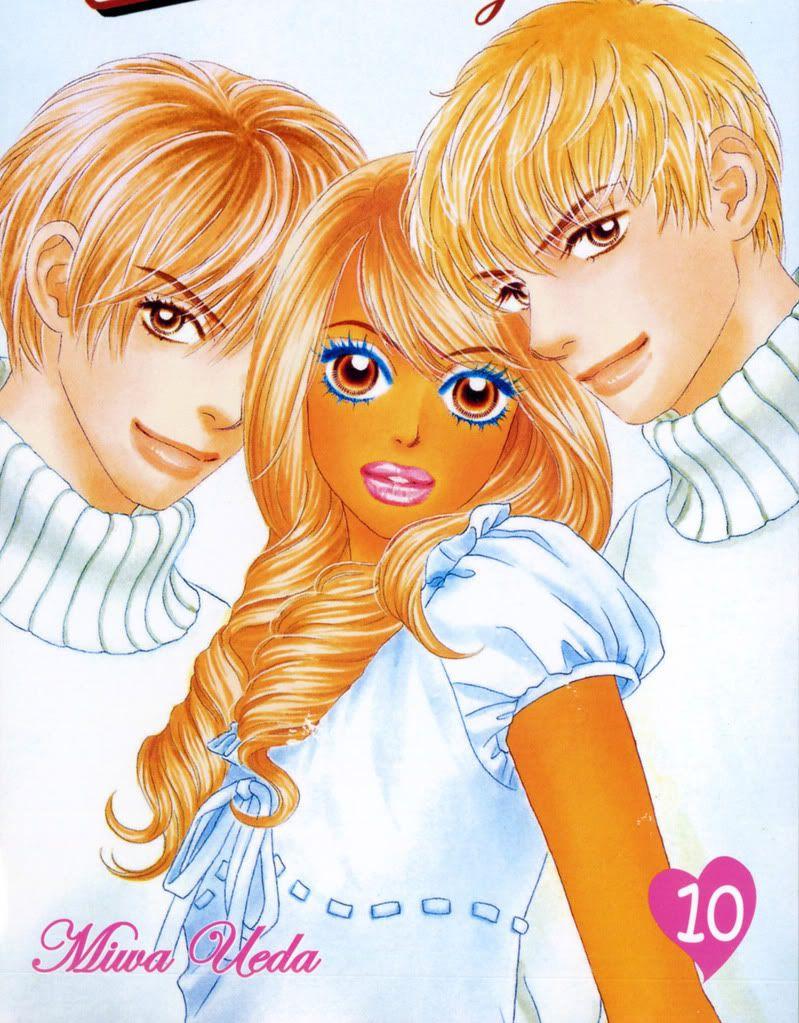 Peach Girl Anime