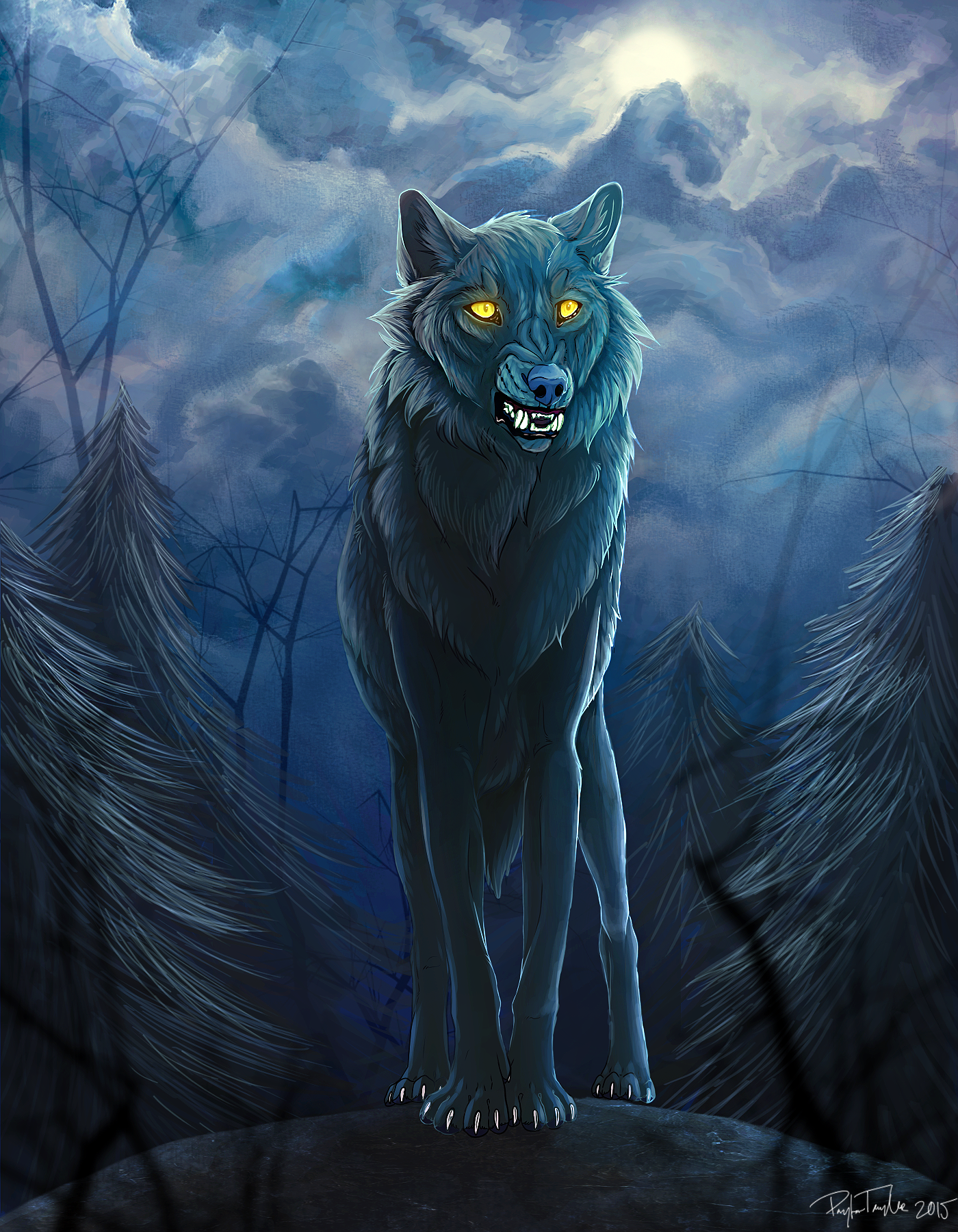 3f4f833740 New List Quite Nice Lonely Wolf By On Deviantart