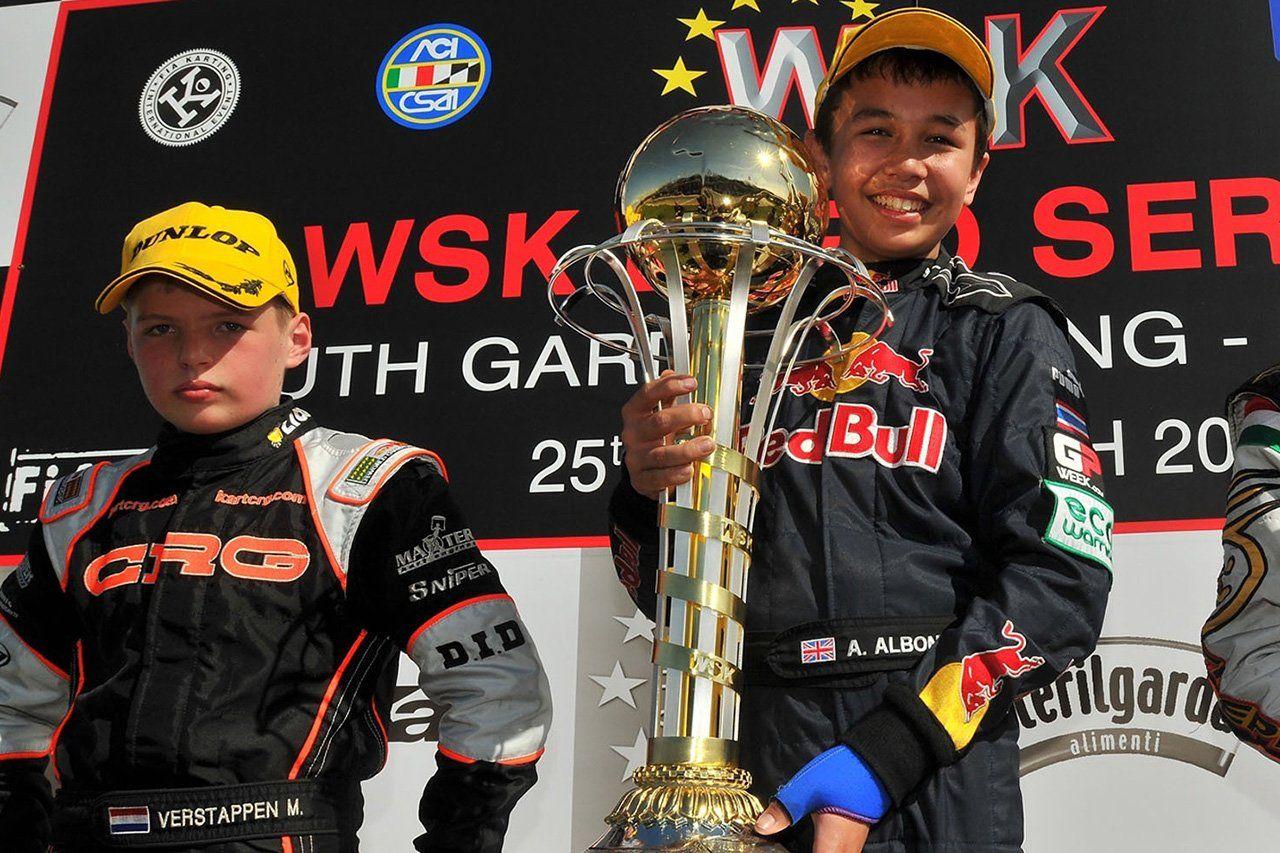 F1 特集   若手三銃士の10年前はまだ子供  [F1 / Formula 1]
