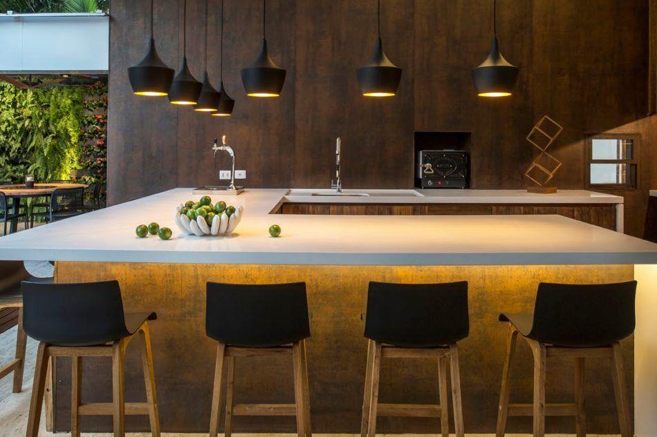 Risultati immagini per piani cucina in corten | Loft | Pinterest ...