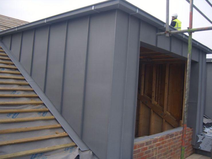 Zinc Counters In Surrey Eco Roofing More Detalii