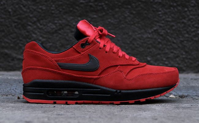 Air Max 1 Premium Rouge Piment