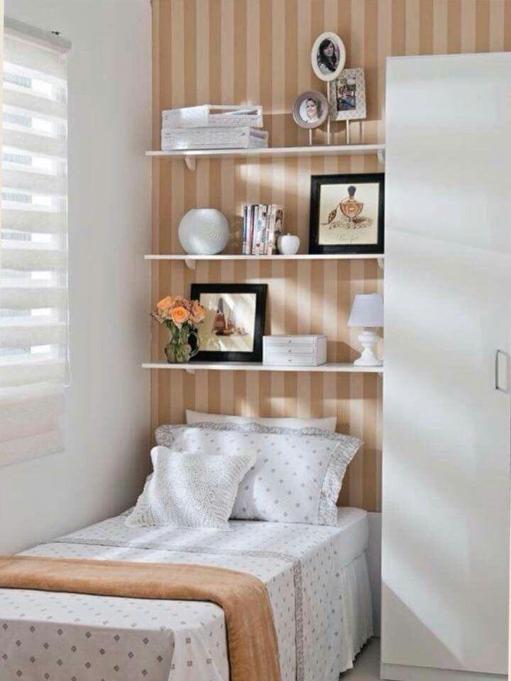 Clean Bedroom Creative Design de mocinha   cuartos pequenos   pinterest   bedrooms, room and bed
