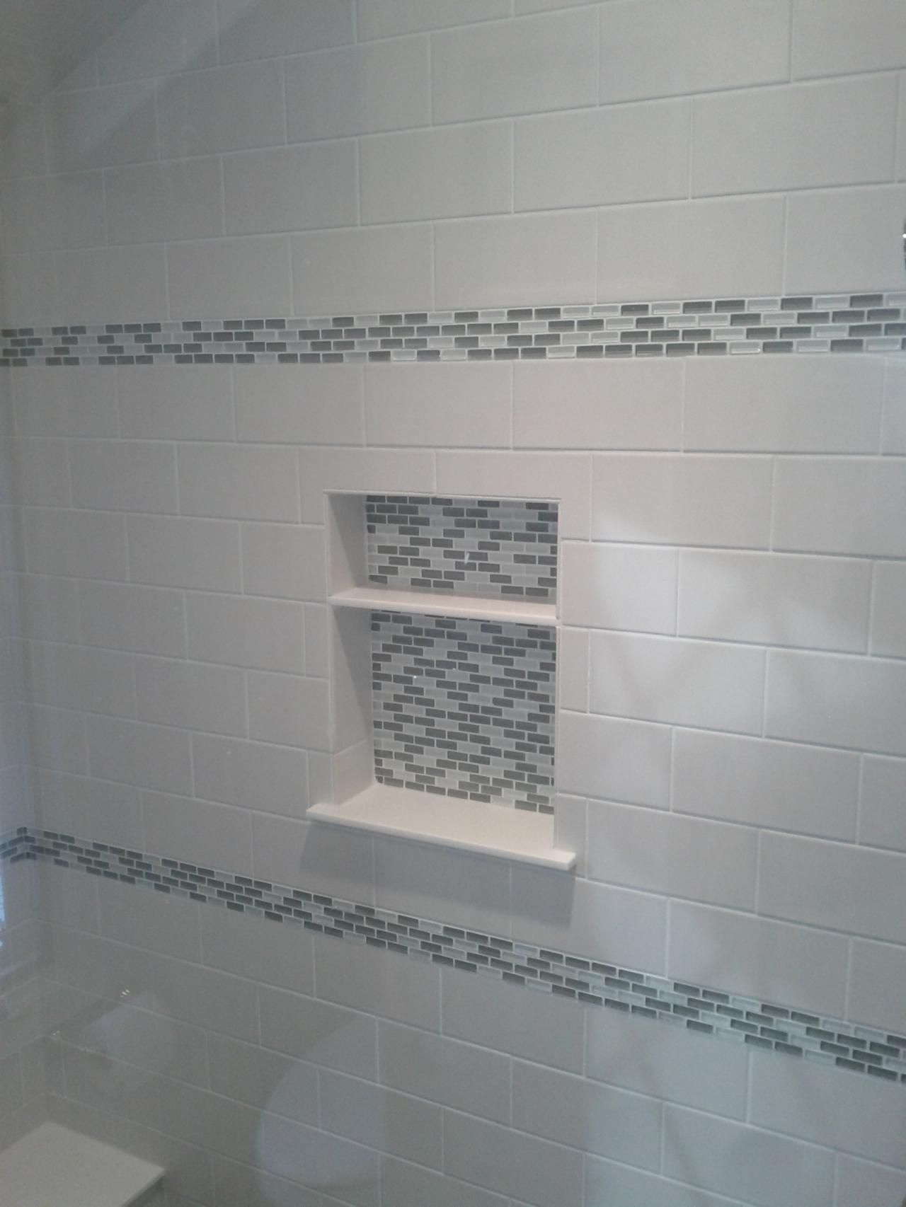 Bathroom Shower Tile Photos this picture shows a bathroom tile remodeling project in an edina