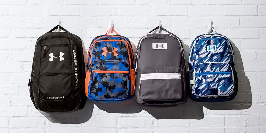 Under Armour Backpacks From Game Day To The Daily Grind These