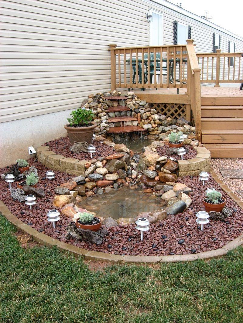 Teich anlegen Anleitung oder wie Sie Ihr Gartenparadies schöner gestalten! – DIY, Garten – ZENIDEEN