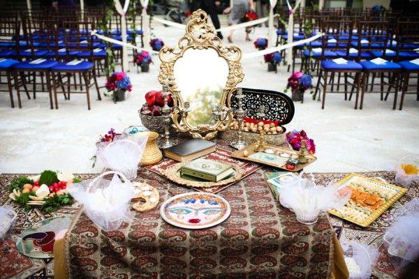Real Weddings Bahar Nick