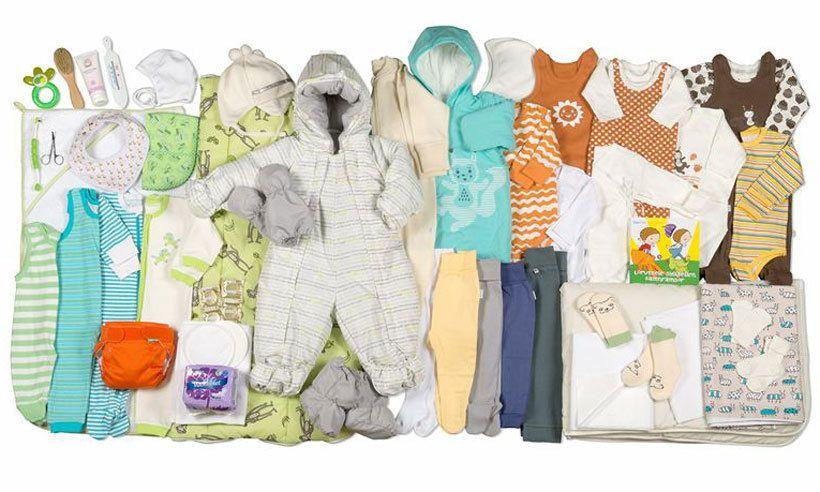 Tässä on uusi äitiyspakkaus - mukana uusi tuote | Perhe | Iltalehti.fi