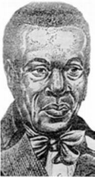 John Chavis (c. 1763-1838)was a free black educator and Presbyterian minister in the American South during the early 19th century. Born in Virginia, he fought for the Continentals during the American Revolutionary War. He studied with John Witherspoon at the College of New Jersey and finished his studies at Liberty Hall Academy in Virginia. While in NC he established a private school that was highly regarded and attended by both white and black students (although on differing schedules.)