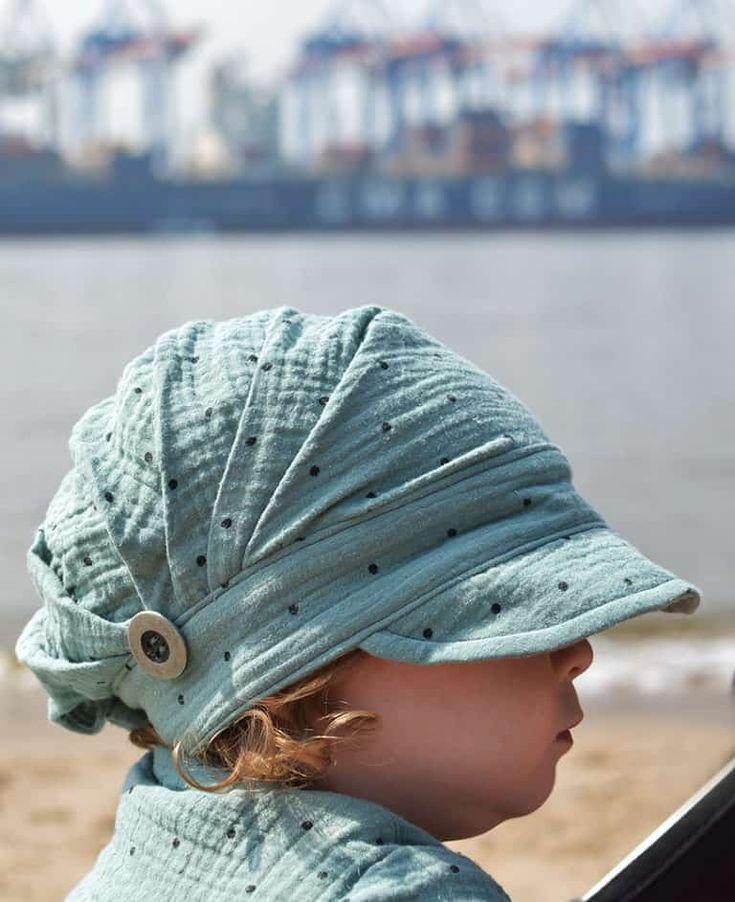 Schnittmuster für Musselin - Erbsenprinzessin Blog