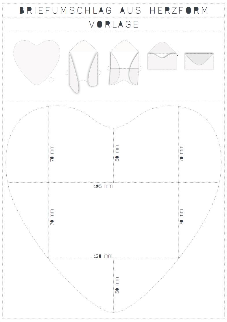 Hier Zwei Druckvorlagen Fur Briefumschlage 11
