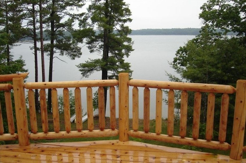 Newer Executive Log Lake Home Sleeps 24 Eagle River Lake House River Vacation Eagle River Within the nomadic tribes of central asia, each family yurt (or ger) was. pinterest