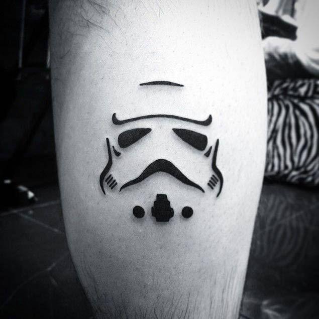 Stormtrooper Star Wars Tattoo by Phernandu Nunes
