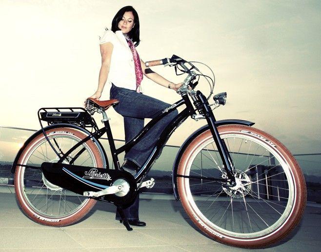 Styriette Electric Bicycle By Bionx Electric Bike Kits Electric Bike Bike