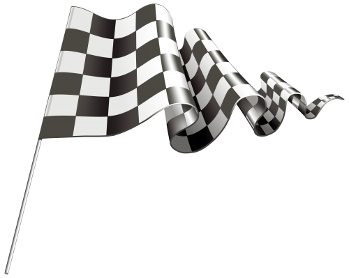 Checkered Flag PNG Clipart