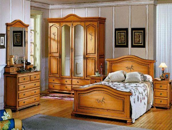 Dormitorio 110 de MUEBLES ANADE en Arte Hábitat | camas | Pinterest ...
