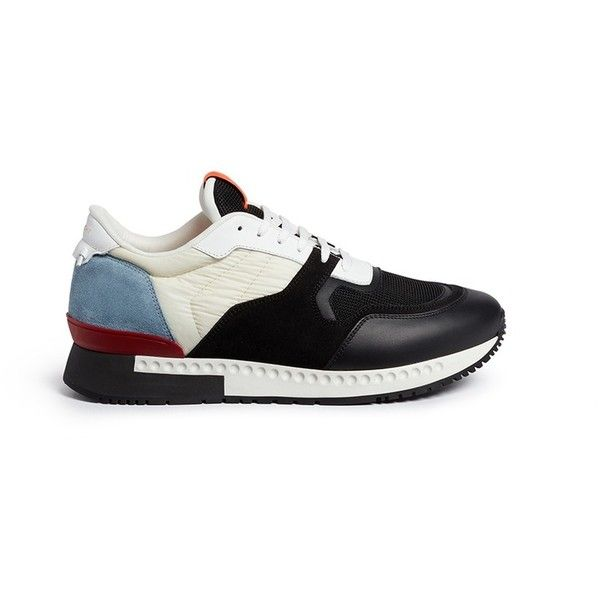 Givenchy mens shoes, Retro sneakers