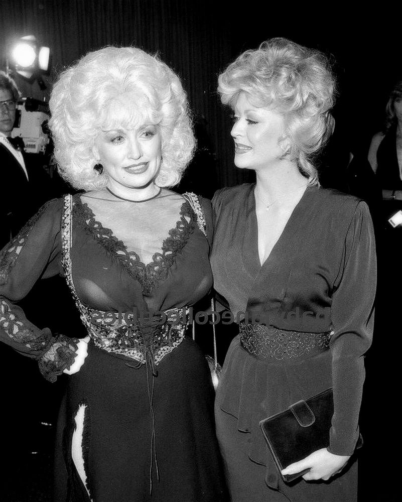 Country Singers Without Makeup Dolly Parton and Rache...