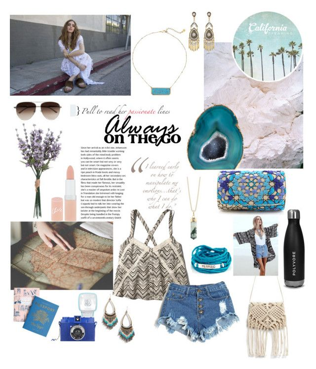 """""""#ContestOnTheGo #ContestEntry"""" by emily-cowan on Polyvore featuring Rimmel, Abercrombie & Fitch, Lauren Ralph Lauren, Rock 'N Rose, WithChic, Blooming Lotus Jewelry, maurices, STELLA McCARTNEY, Dot & Bo and contestentry"""