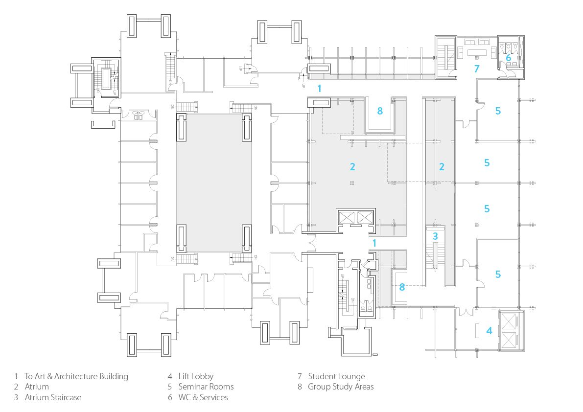 Yale art architecture building