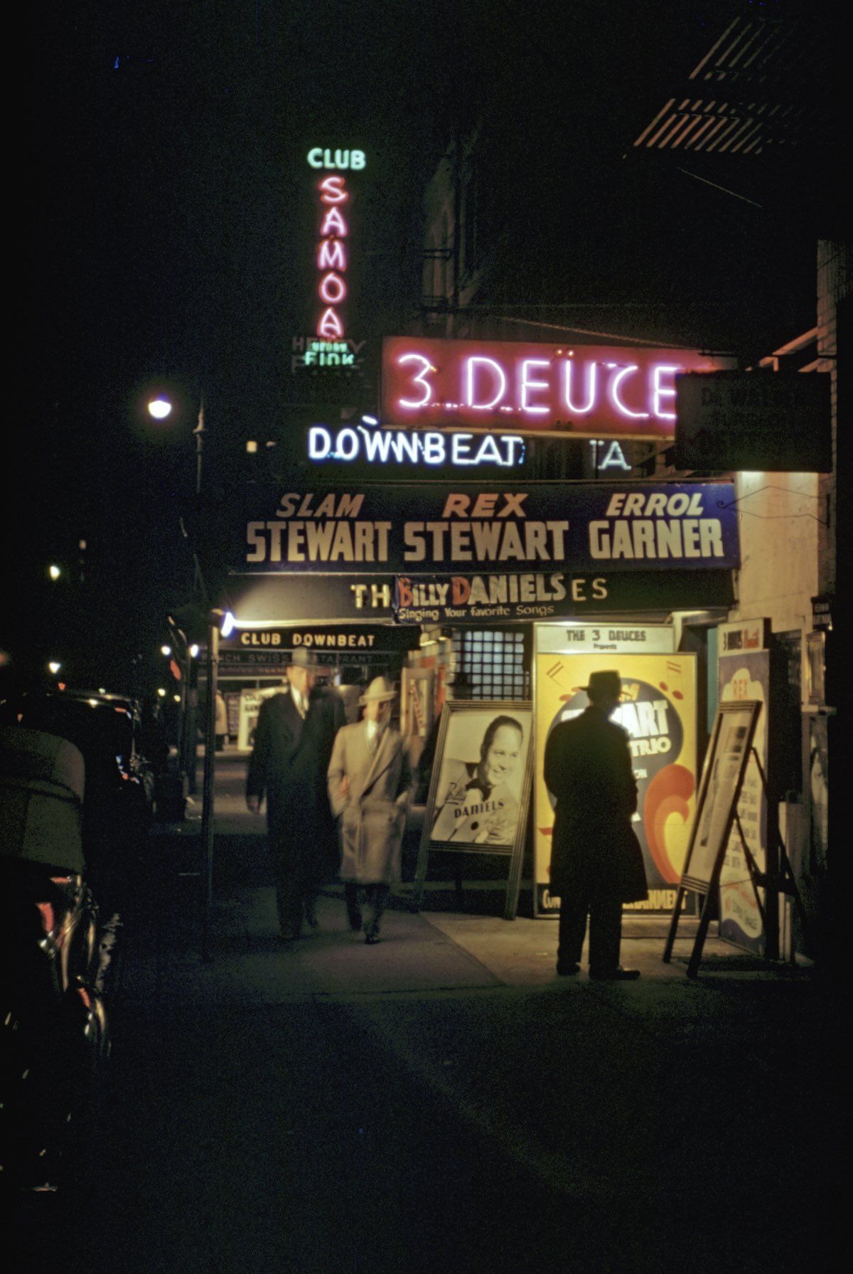Neon Nights: When 'liquid Fire' Powered New York City