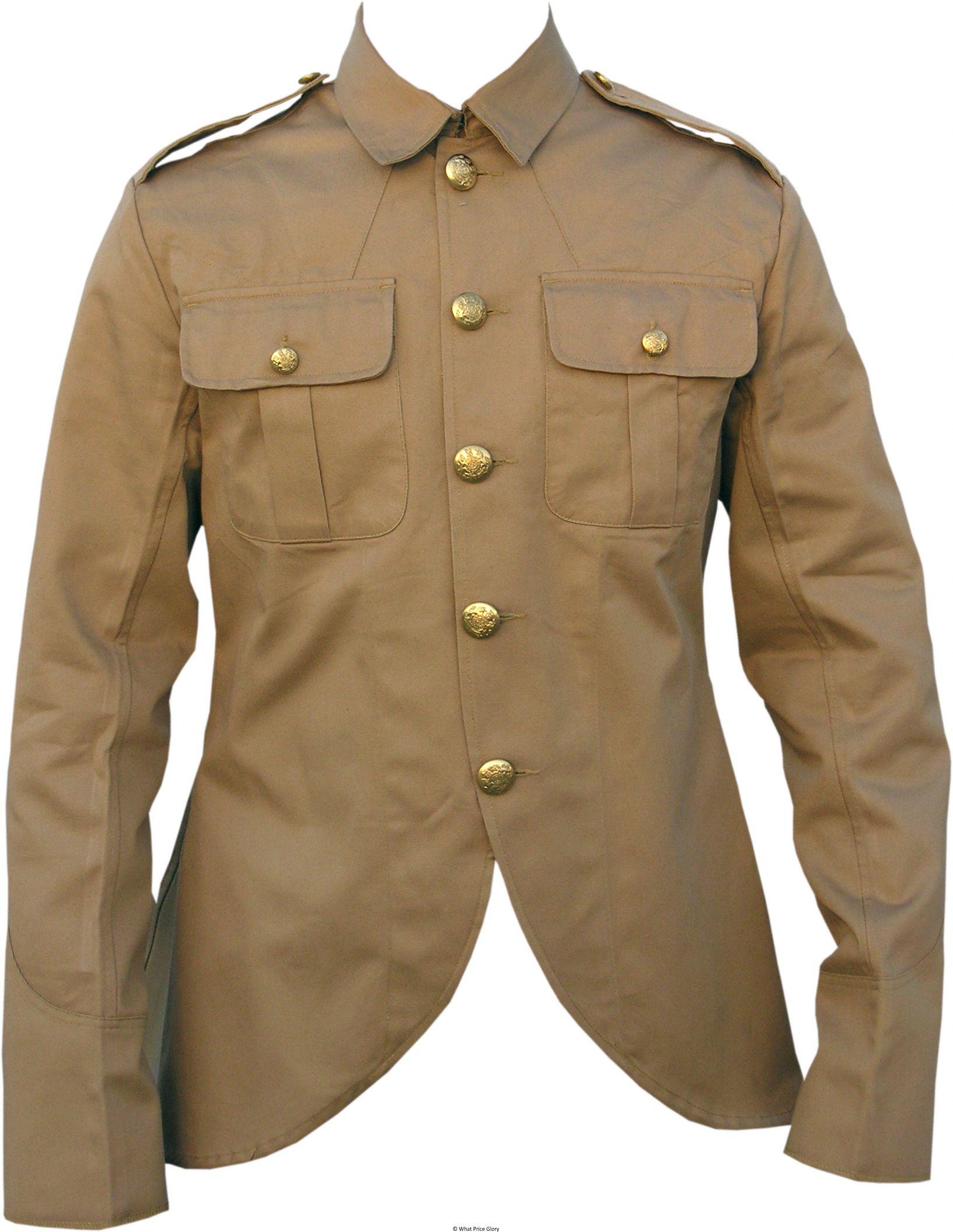 My new uniform tunic, set to arrive shortly. Hopefully I