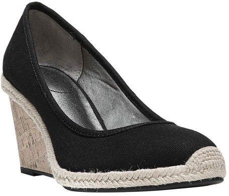 0ab183cb8109 LifeStride Women s Life Stride Listed Wedge Espadrille