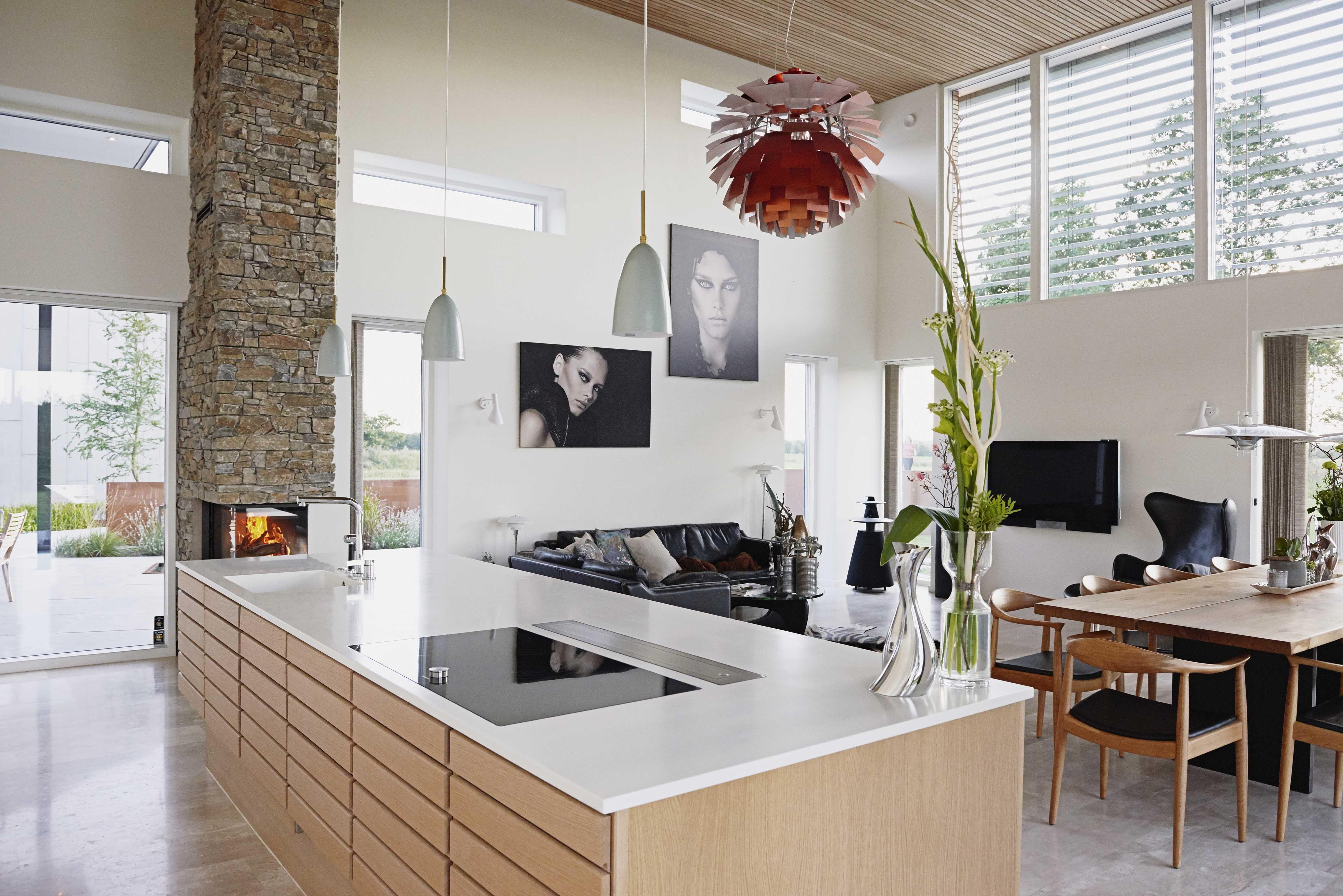 uno forms snedkerkøkkener - En dansk møbelklassiker   house in ...