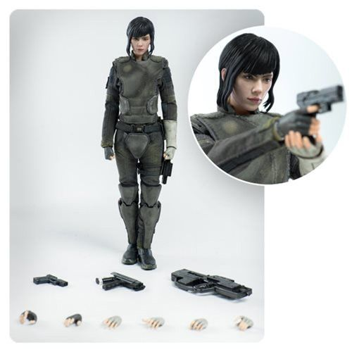 Ghost in the Shell Movie Major 1:6 Scale Action Figure [Pre-order]