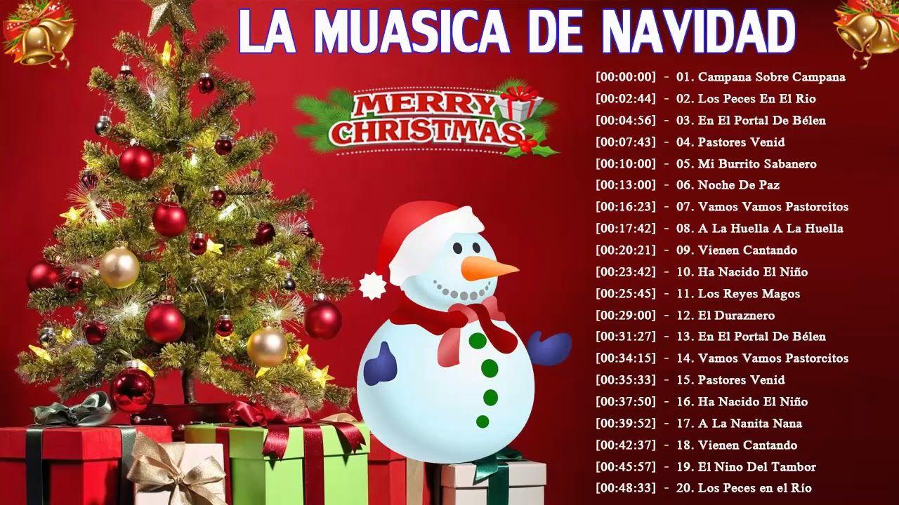 Viejitas Pero Bonitas Edicia N Navidea A 1 Hora De Villancicos Navidea Os Maºsica Navidea A You Villancicos Navidenos Navidad Musica Cancion De Navidad