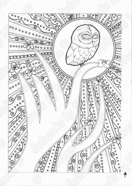 The Dreamtime Colouring Book Is Currently Our No 1 Best Selling ProductChoose Your FREE Animal Dreaming Postcar