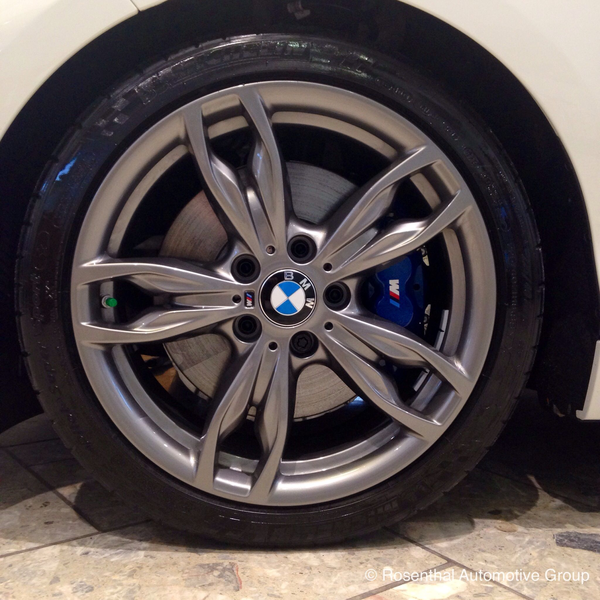 DoubleSpoke M Mixed Summer Non RunFlat Tires BMW Mi - Bmw 328i run flat tires