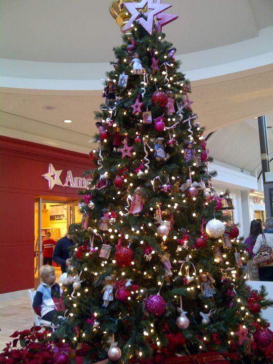 American Girl Doll Dallas Christmas Tree Christmas Girl American Girl Christmas Tree Ornaments