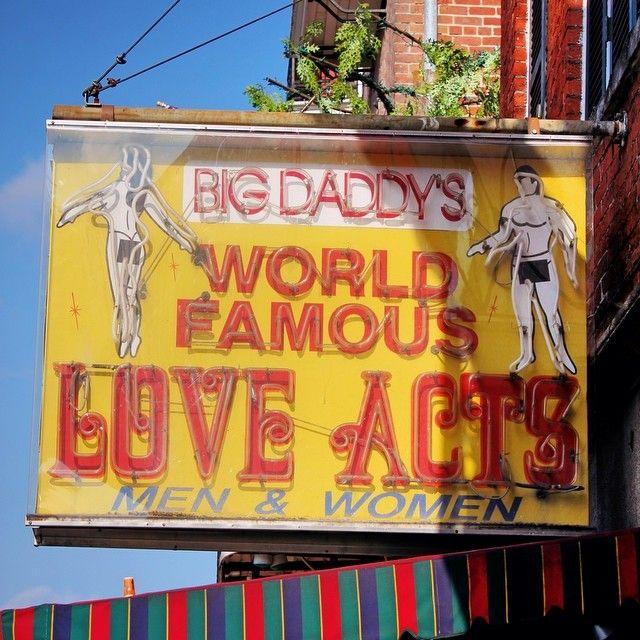 For Bourbon street sex acts criticism write