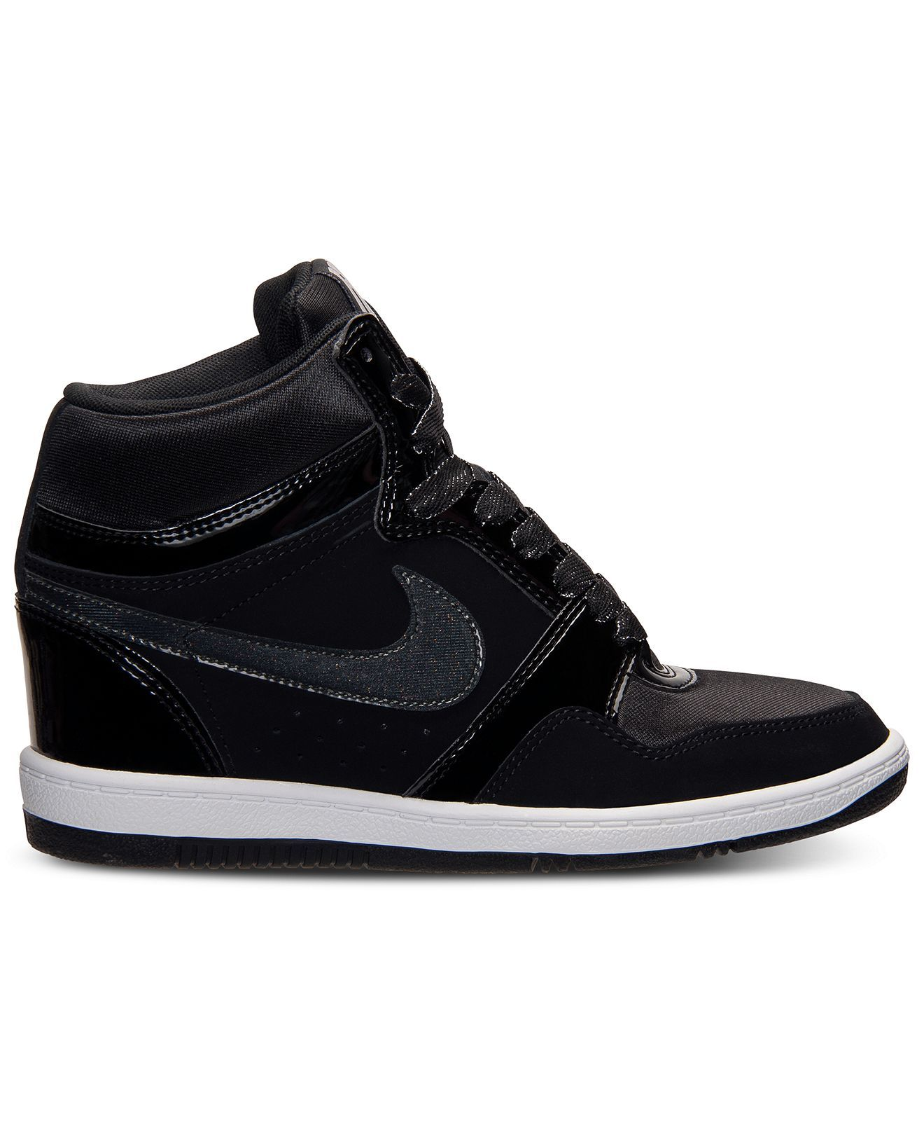lowest price d94e3 c2288 ... coupon code for nike force sky hi in black anthracite 84.99 cda3b 30cd3