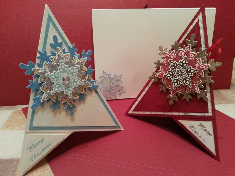 Teepee Cards Stampin Up Christmas Cards Handmade Christmas Cards To Make Xmas Cards