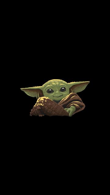 Funny Yoda Background