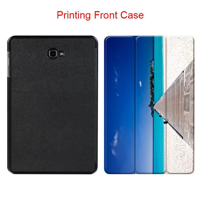 Tablet Flip Stand Case For Fundas Samsung Galaxy Tab A 10 1 2016 T580 T585 Cover For Coque Galaxy Tab A6 T580n T585c Case In 2020