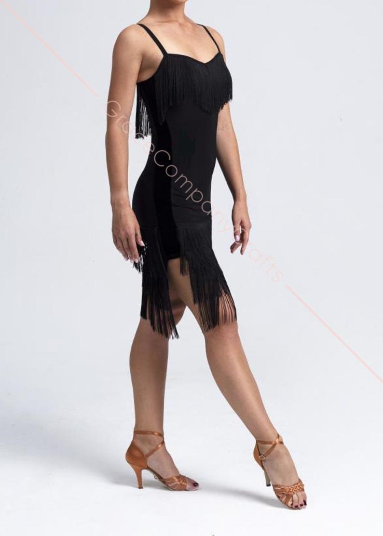 Tango dress.Ballroom dance dress.Ballroom dress.Latin dance dress.Robe tango.Latin dress.Tango.Dance dress,Latin dance costume.Lateinkleid