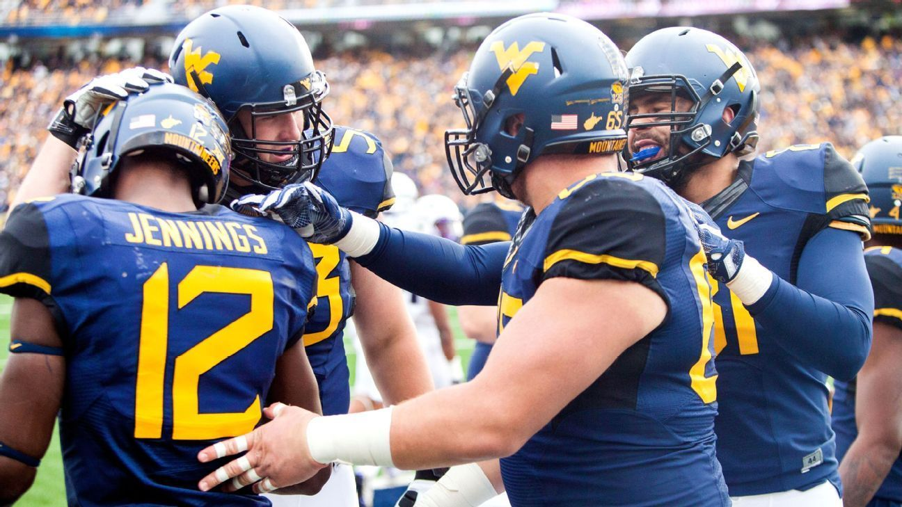 West Virginia maturing into a playoff contender with rout