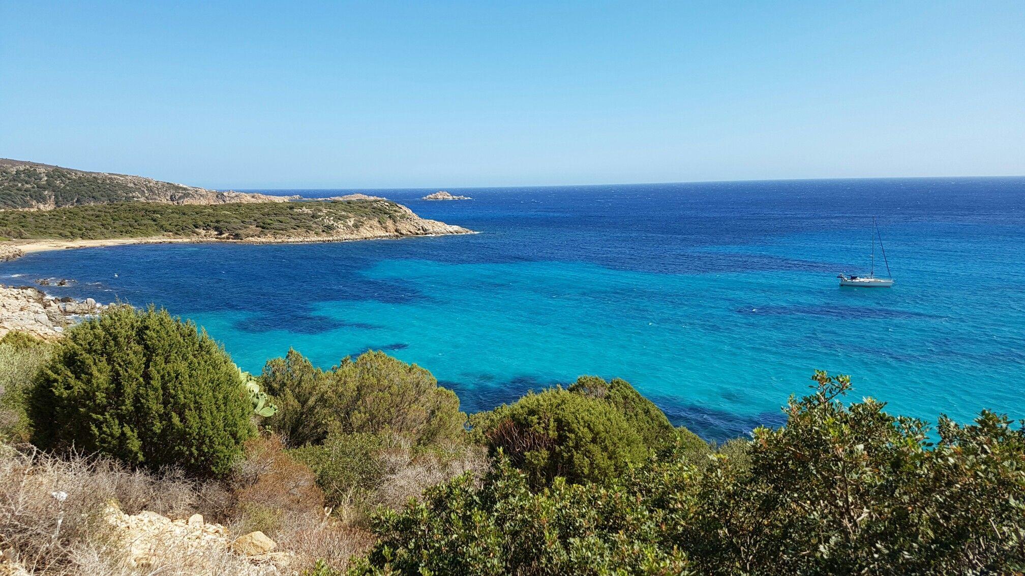 Spiaggia di Tuerredda, Sardinia