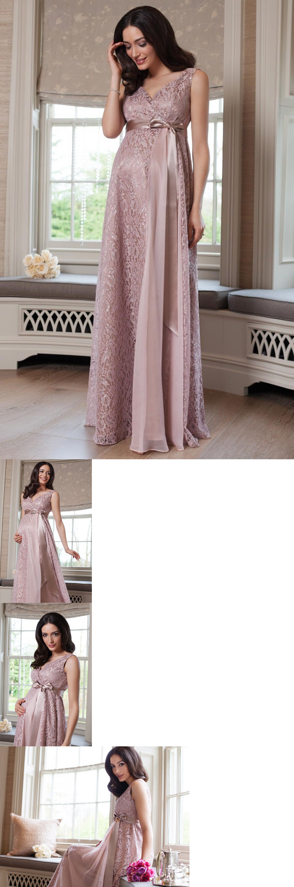 Dresses 11534 tiffany rose maternity dress gown blush thea dresses 11534 tiffany rose maternity dress gown blush thea size s m ombrellifo Images