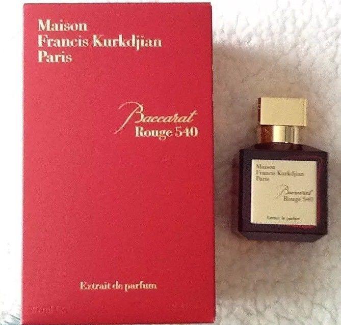 Maison Francis Kurkdjian Baccarat Rouge Extrait De Parfum Niche 24