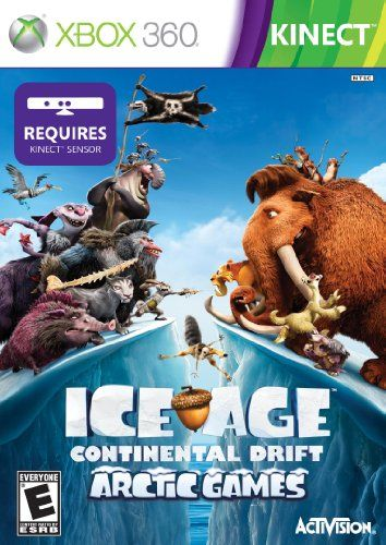 Ice Age Continental Drift Kinect Xbox 360 * You can get