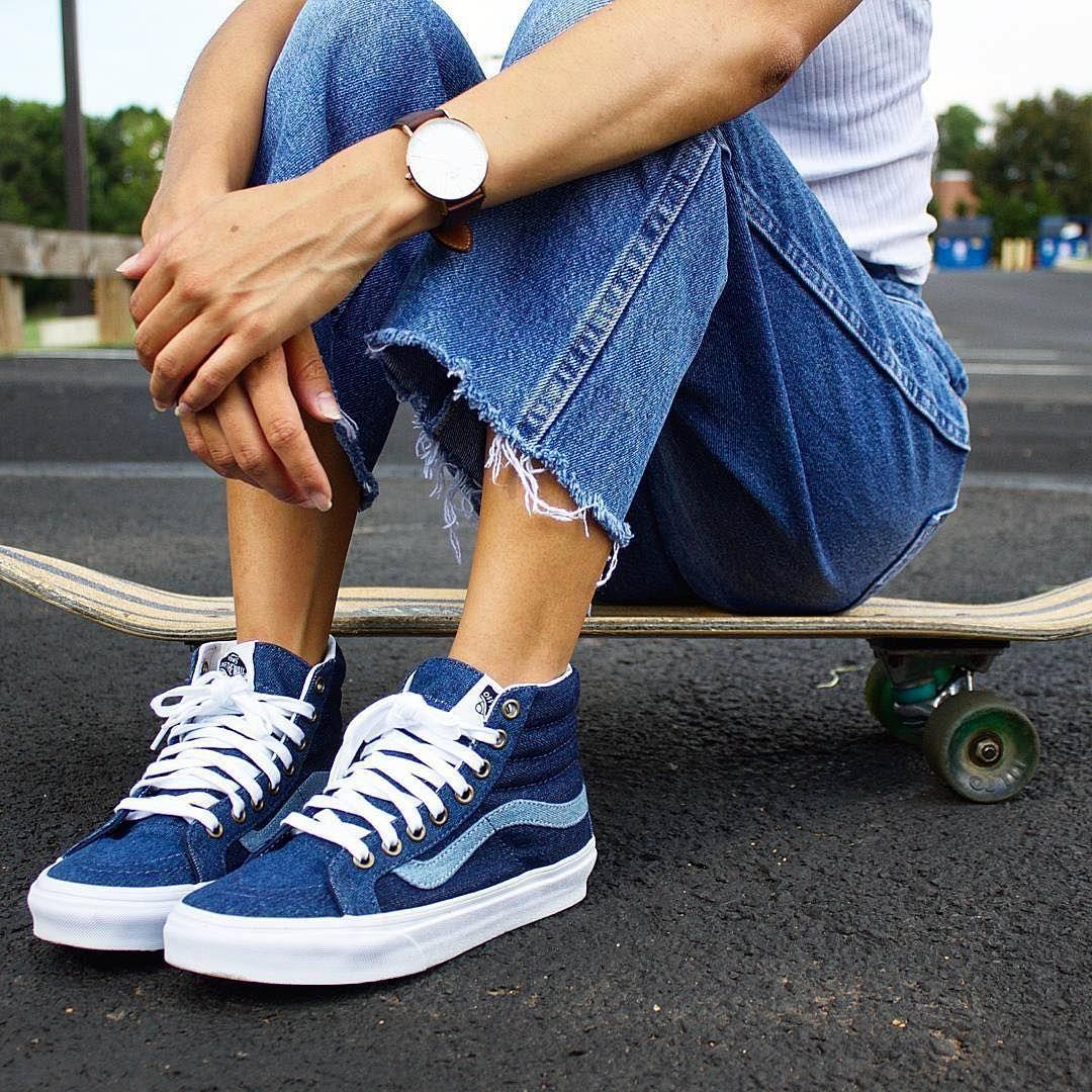 Pin von ????????????????   سارة auf Schick, schick!   Jeans und vans