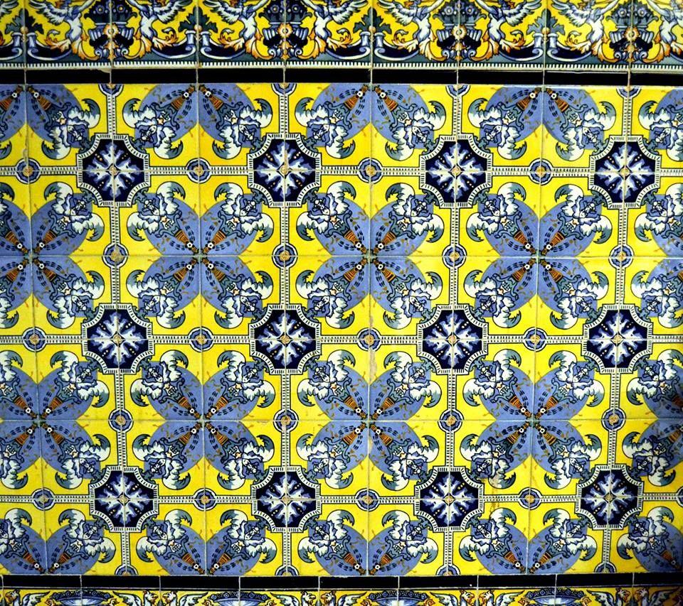 Fotos arquitectura cabra c rdoba casas edificios fondos - Azulejos clasicos ...