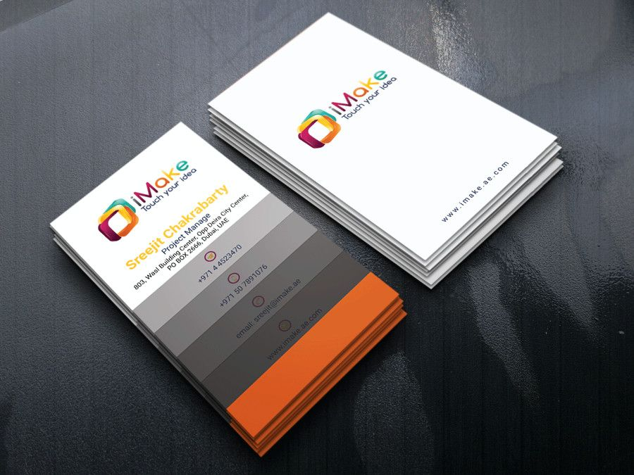 #202 for Design some Business Cards by alamrabiul698