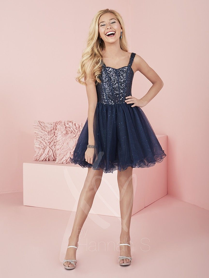 Shine As Bright As Your Smile In Xo By Hannah S 37012 This Dazzling Party Dress Has A Sweetheart B Girls Dresses Tween Dresses For Tweens Bat Mitzvah Dresses [ 1152 x 864 Pixel ]