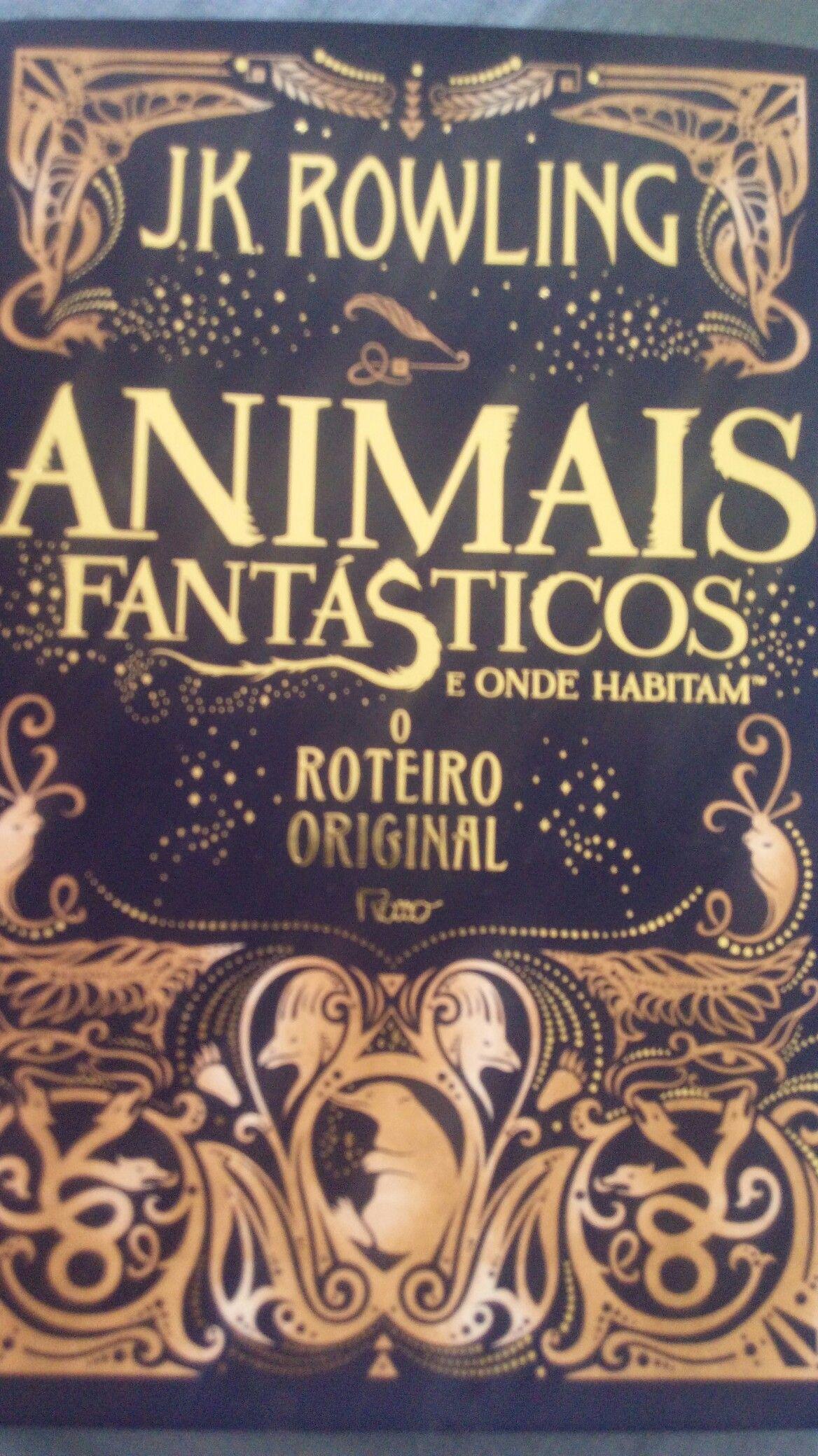 Imagem De Bestas Fantasticas Por Thiago Neves Em Meus Livros