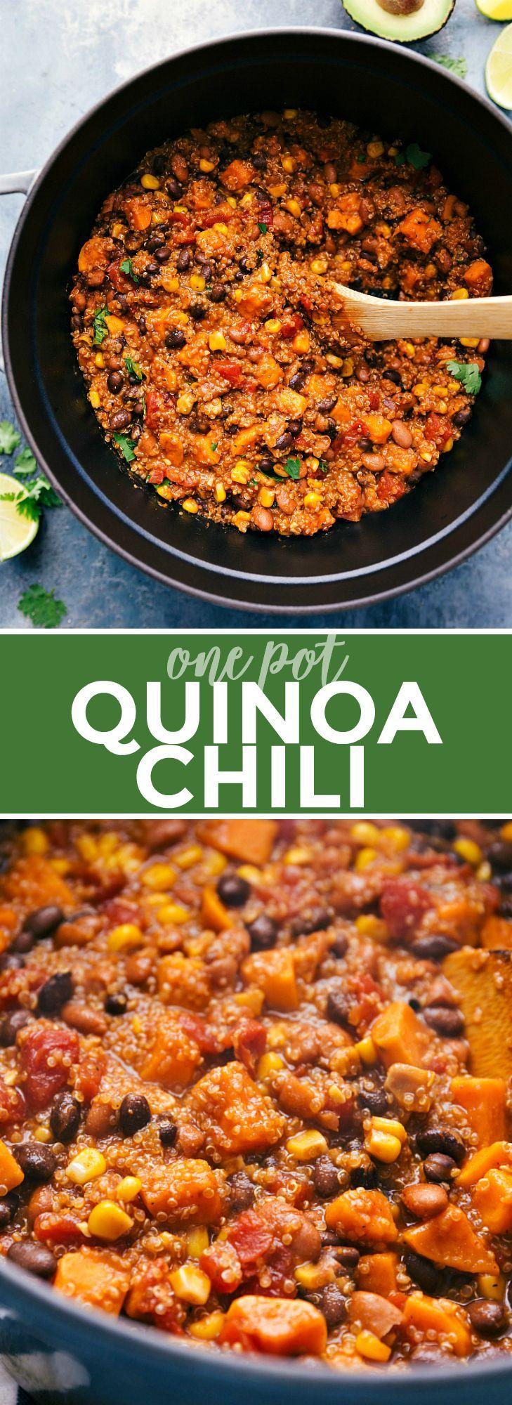 Photo of Quinoa Chili